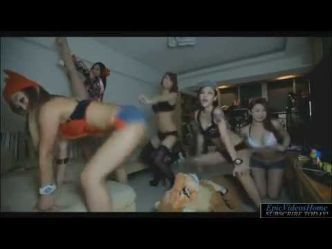 Harlem Shake All Version N Sexsi video