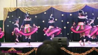 Tradtional Dance Competition At Hmong American Center New Year