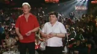 Jocky Wilson v Eric Bristow - 1989 Embassy Darts - Final Leg