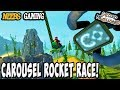 Scrap Mechanic - Carousel Rocket Race!