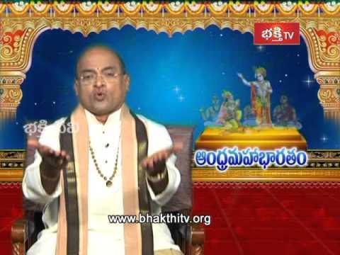 Andhra Mahabharatam - Salya Parvam (Episode 1314   Part 2)