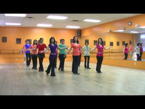 Rock Paper Scissors - Line Dance (Dance & Teach in English & 中文)