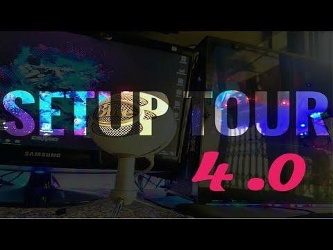 100000 RS SETUP // SETUP TOUR [ VLOG ]