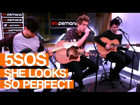 5 Seconds of Summer - She Looks So Perfect   Live Session
