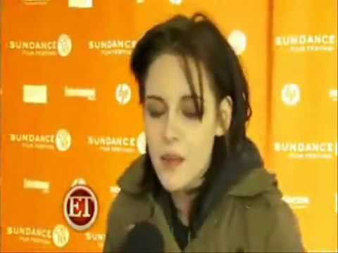 ET INTERVIEW - KRISTEN STEWART SUNDANCE 2010