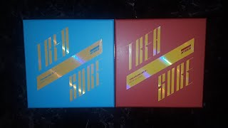 UNBOXING 20 ATEEZ TREASURE EP. 3: ONE TO ALL ALBUMS