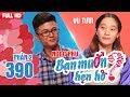 Cô gái mang theo giấy chứng nhận NẤU ĂN GIỎI để chinh phục bạn trai| Ngọc Phú - Vũ Tươi | BMHH 390😵 thumbnail