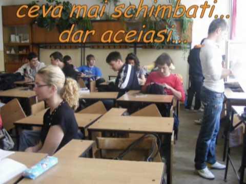 """12 A Promotia 2009, Colegiul Tehnic """"Transilvania"""", Deva"""