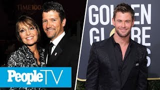 Sarah Palin's Husband Todd Palin Files For Divorce, Chris Hemsworth Finds Lost Dog | PeopleTV