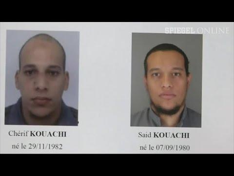 """Anschlag auf """"Charlie Hebdo"""": Mehrere Festnahmen nach Attentat in Paris"""
