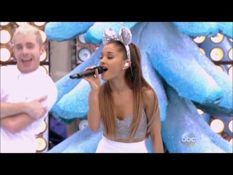 Ariana Grande   Last Christmas/ Santa Tell Me