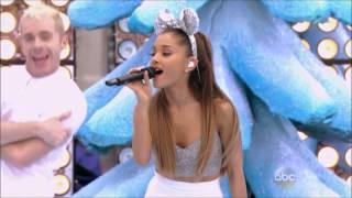 Ariana Grande Last Christmas Santa Tell Me