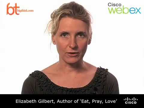 Elizabeth Gilbert: Ideas to Improve the Creative Process