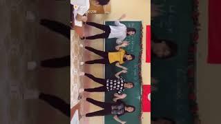 điệu nhảy bá đạo của nữ sinh