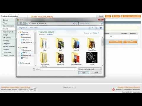 How to add products in Magento - Magento Video Tutorials from Opace