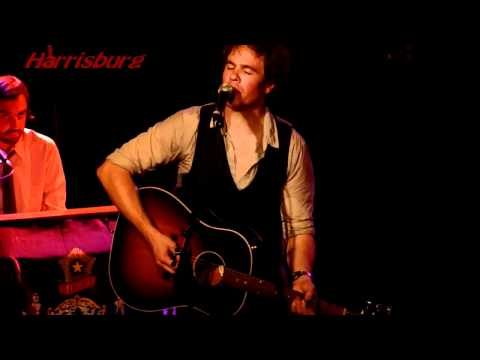 Josh Ritter -- Harrisburg, Once in a Lifetime (Talking Heads Cover), To The Dogs Or Whoever