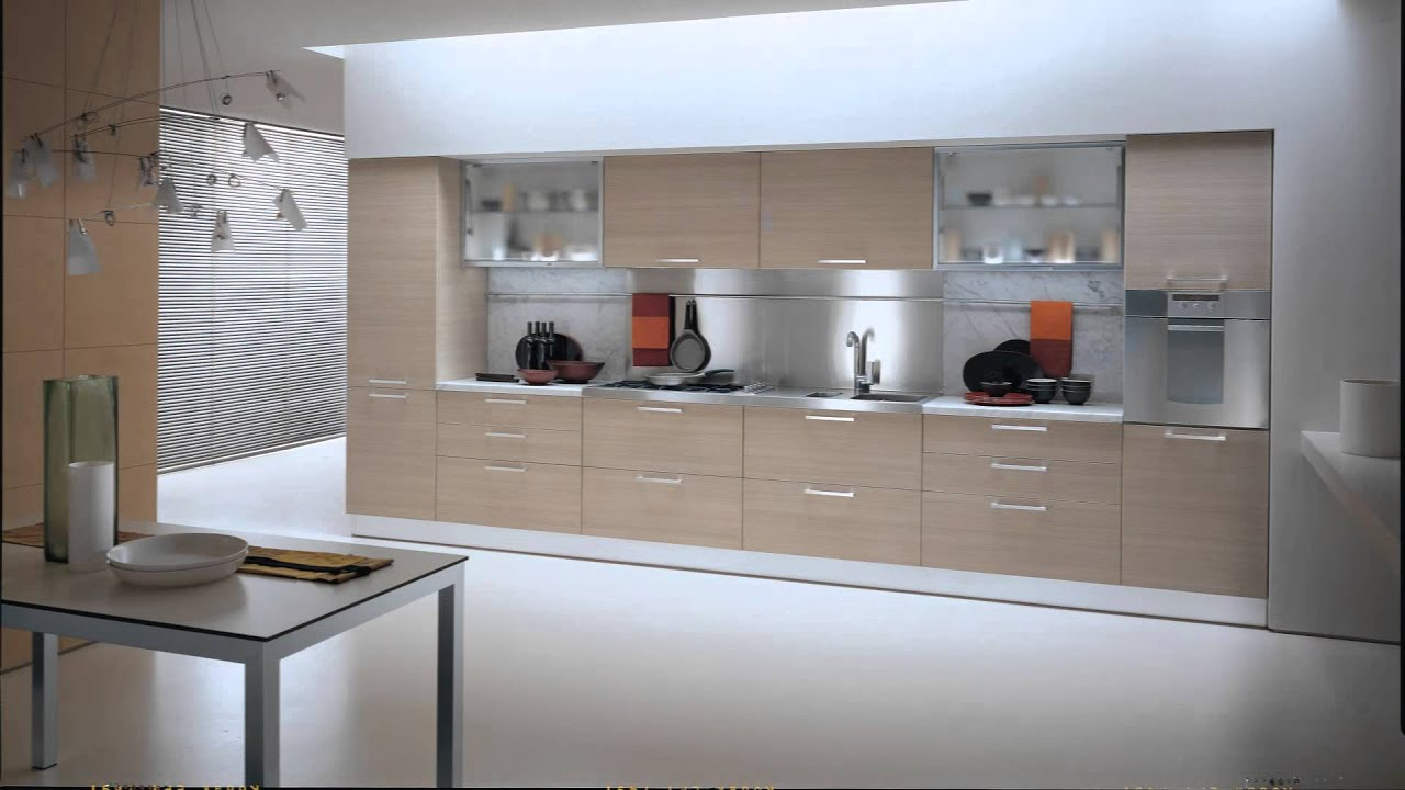 Panoramica modelli composit cucine dicembre 2010 youtube - Modelli di cucine ...