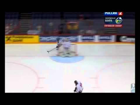 Канада - Швейцария (2:2) Безина Горан