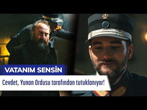 Cevdet, Yunan Ordusu tarafından tutuklanıyor! - Vatanım Sensin 46. Bölüm