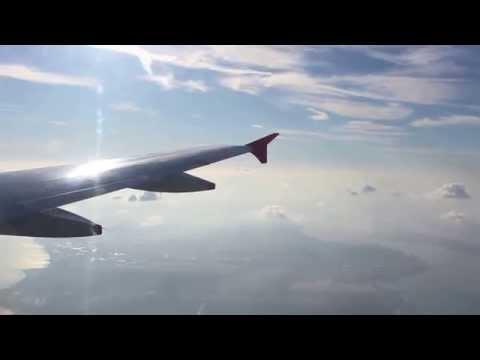 A Flight Movie From Hong Kong-Singapore@Jetstar A320