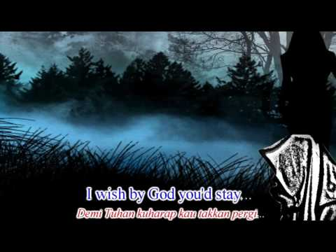 LaGU SaYBIE - THE SECOND YOU SLEEP ( lirik + sub indo )