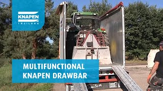 Drawbar Video Knapen Trailers