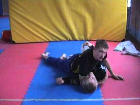Functional Half Guard - Aliveness Gym Estonia