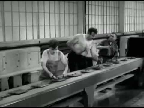 Charlie Chaplin - Factory Work video