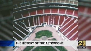 History of the Astrodome