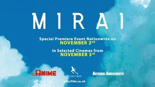 MIRAI - Official UK Cinema Trailer (subtitled)