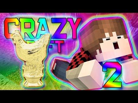 Minecraft: Crazy Craft 2.0 Modded Survival w/Mitch! Ep. 2 Part 1 - Chicken Trophy!
