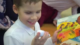 Благотворительный фонд «САФМАР» Михаила Гуцериева помогает слабовидящим детям