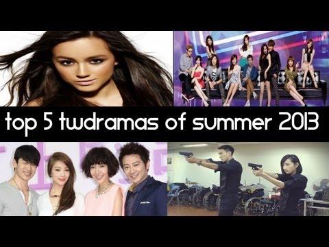 Top 5 New 2013 Taiwanese Dramas [ July - September ] - Top 5 Fridays