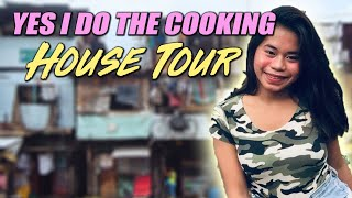 YES I DO THE COOKING GIRL HOUSE TOUR (Kim Arda)