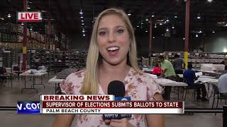 Machine recount ordered in 3 Florida races