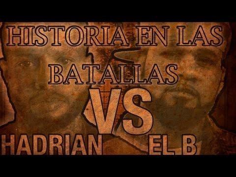 Historia en batallas: LA BATALLA DEL SIGLO.