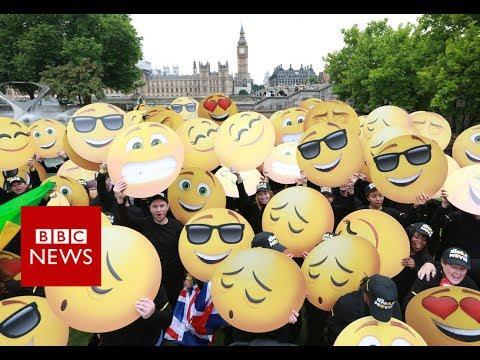 World Emoji Day - BBC News