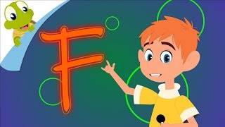 Letter F Song | Alphabets Songs | Letter Rhyme | Nursery Rhymes and Songs for Kids