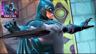 World's Greatest Legendary Batman Gameplay | DC Legends