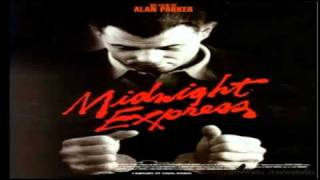 """Midnight express"" tema de Expreso de Medianoche  (audio)"
