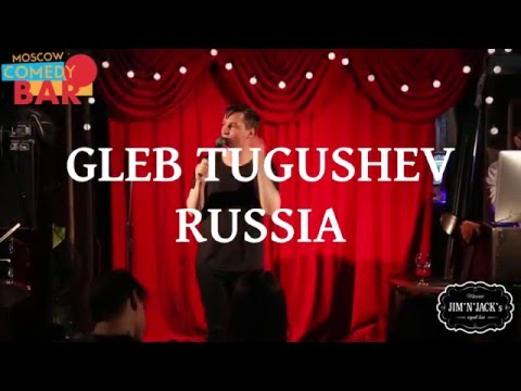 From Russia With Laugh (2016 stand-up comedy show by English Moscow Comedy)