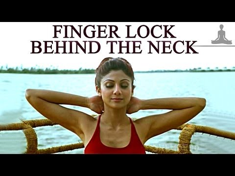 36-Finger Lock Behind the Neck