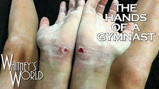 The Hands of a Gymnast   Catching Jaegers   Whitney Bjerken