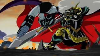 Doblaje batalla Mazinkaiser contra el General Negro