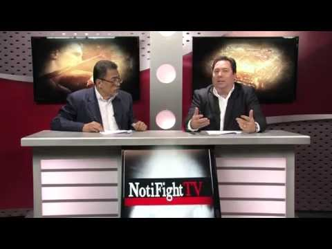 NotiFight TV de esta Semana, Julio 8, 2015