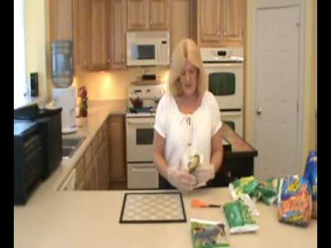 Dehydrating Frozen Foods part 1