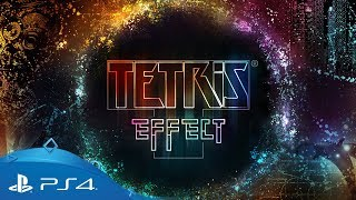 Tetris Effect | Announcement Trailer | PS4