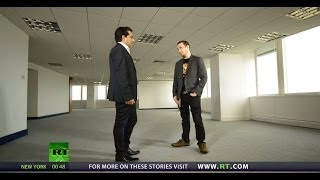 Going Underground: Missing aid money, sky-rocketing salaries & cyber revolution (E34)
