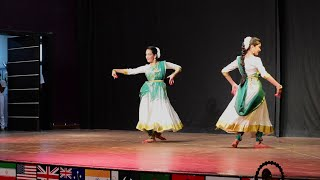 Breathless - Semi-classical Dance Performed by students of SBGJ,Guwahati