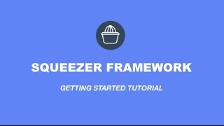 Squeezer.IO - Getting started tutorial